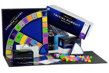 Trivial Pursuit Master Edition (Game)