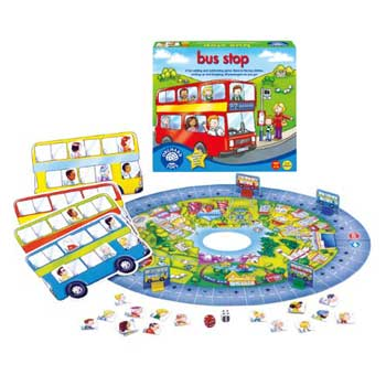 Orchard Cards - Bus Stop (Game)