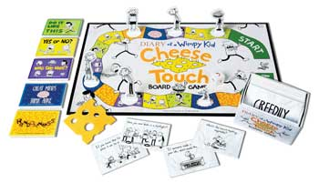 Diary of a Wimpy Kid Board Game (Game)