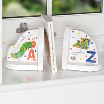 The Very Hungry Caterpillar Bookends (Toy)