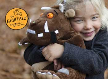 "Gruffalo Plush Toy 5"" (Toy)"