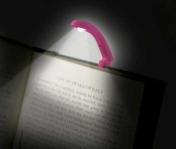 Really Tiny Booklight - Pink (Mixed media product)