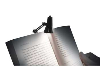 The Book Lamp - Brilliant Black (Other printed item)