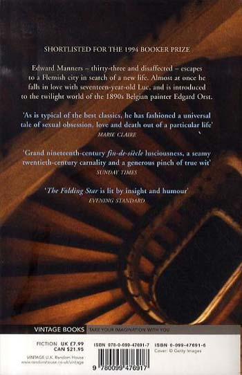 The Folding Star: Historical Fiction (Paperback)