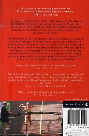 The London Marathon (Paperback)