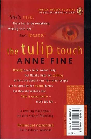 The Tulip Touch - Puffin Modern Classics (Paperback)