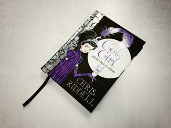 Goth Girl: and the Ghost of a Mouse - Goth Girl 1 (Hardback)