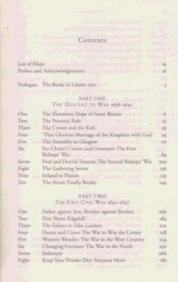 The Civil War: The War of the Three Kingdoms 1638-1660 (Paperback)