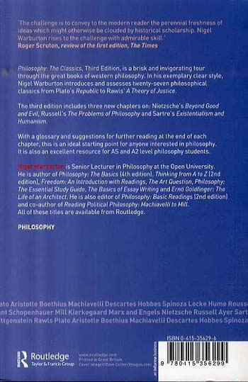 Philosophy: The Classics (Paperback)