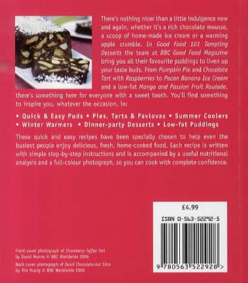 Good Food: Tempting Desserts: Triple-tested Recipes (Paperback)