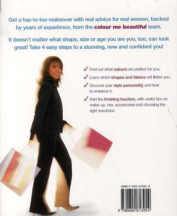 Colour Me Confident: Change Your Look - Change Your Life! - Colour Me Beautiful (Paperback)