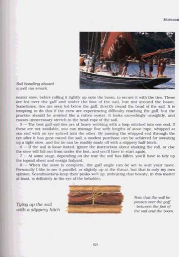 Hand, Reef and Steer: Traditional Sailing Skills for Classic Boats (Paperback)