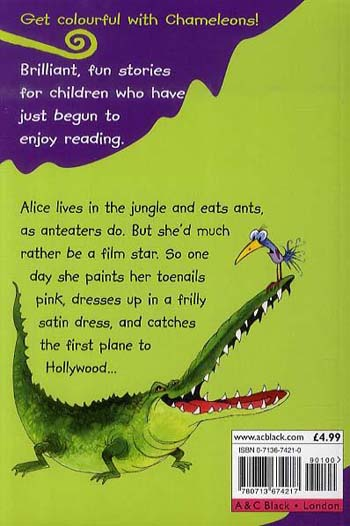 Alice Goes to Hollywood - Chameleons (Paperback)