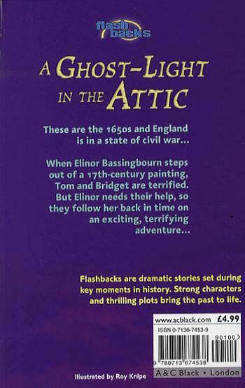 Ghost Light in the Attic - Flashbacks (Paperback)