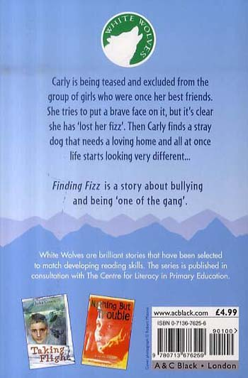 Finding Fizz - White Wolves: Issues (Paperback)