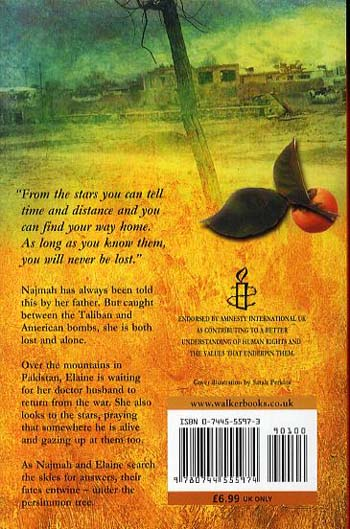 Under the Persimmon Tree (Paperback)