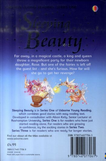 Sleeping Beauty - Young Reading Series One (Hardback)