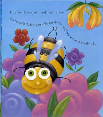 Buzz Bumble to the Rescue! (Hardback)
