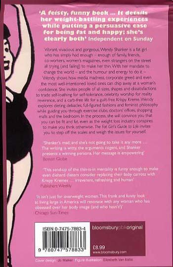 The Fat Girl's Guide to Life (Paperback)