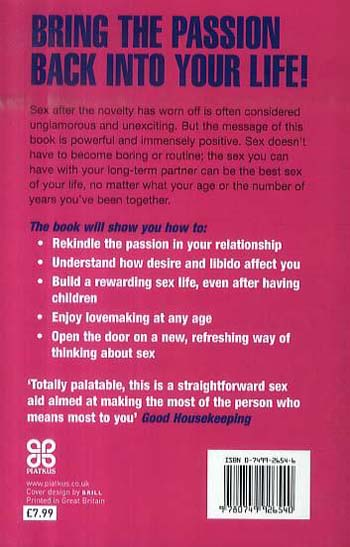 How to Have Great Sex for the Rest of Your Life (Paperback)