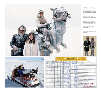 "The Making of the ""Empire Strikes Back"": The Definitive Story Behind the Film (Hardback)"