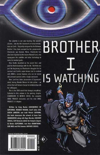 The Omac Project: (An Infinite Crisis Story) (Paperback)