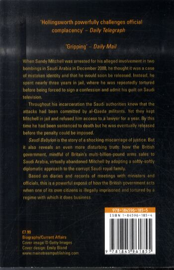 Saudi Babylon: Torture, Corruption and Cover-up Inside the House of Saud (Paperback)