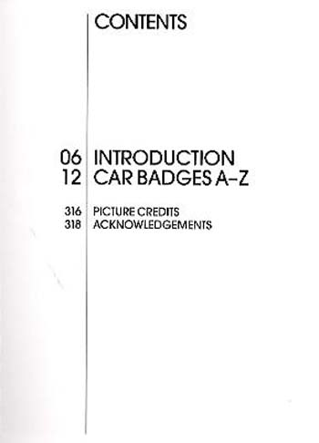 Car Badges: The Ultimate Guide to Automotive Logos Worldwide (Paperback)