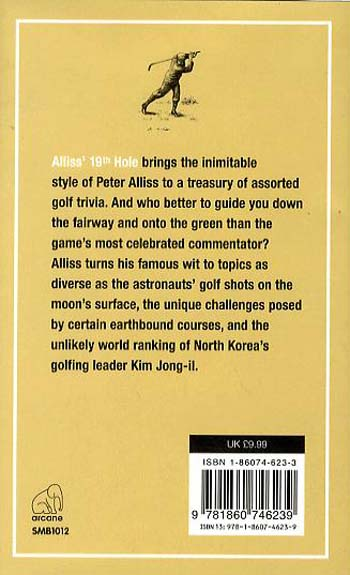 Alliss' 19th Hole: Trivial Delights from the World of Golf (Hardback)