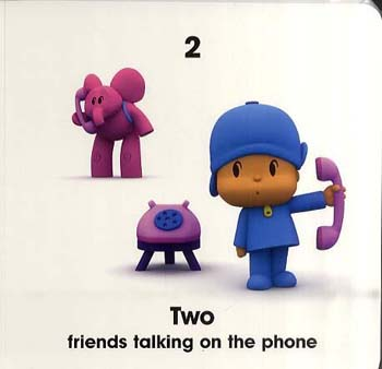 Pocoyo Can Count: A First Book of Counting (Hardback)