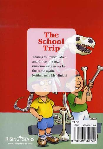 The School Trip - Kids & Co. S. (Paperback)