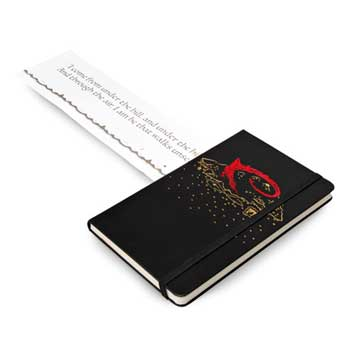 Moleskine the Hobbit Limited Edition Hard Plain Large Notebook (2013) - Moleskine Limited Edition (Notebook / blank book)
